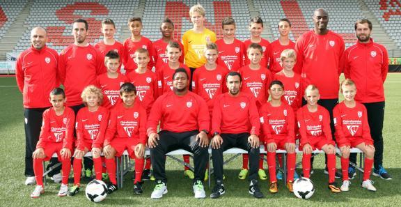 équipe U12