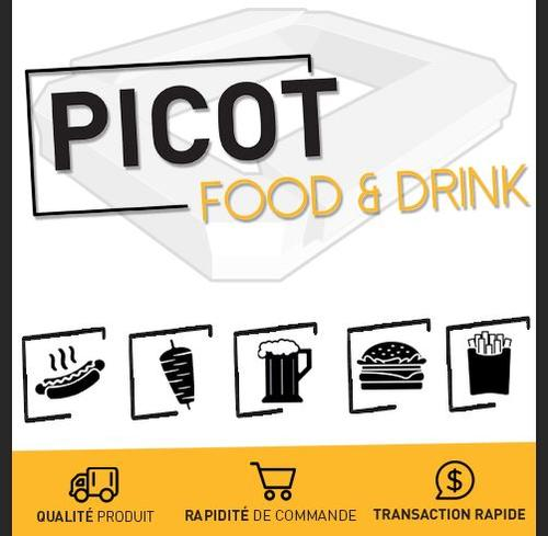PICOT FOOD AND DRINK