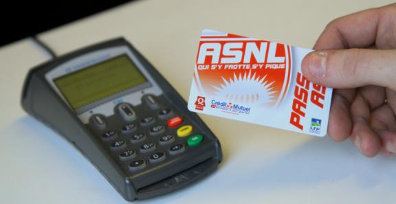 Rechargement du PASS ASNL