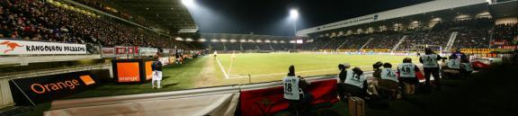 Panoramique du stade Marcel-Picot