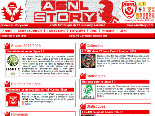 ASNL STORY