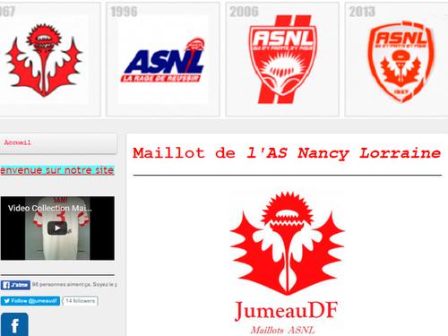 MAILLOTS ASNL