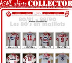 ASNL shirt collector