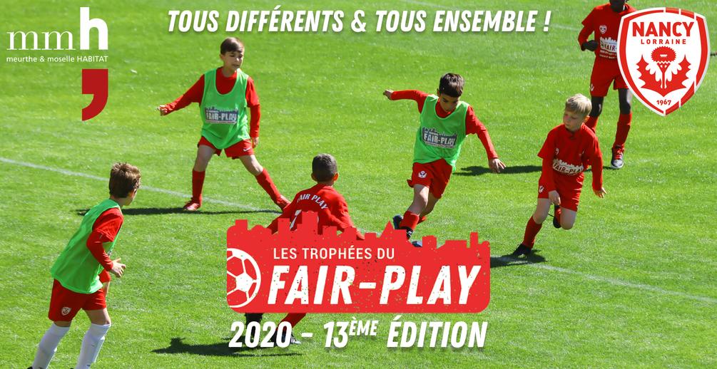 Les trophées du fair-play 2020