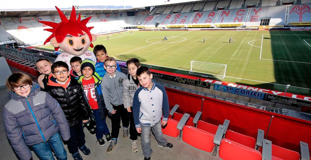 L'anniversaire de votre enfant au stade Marcel-Picot !