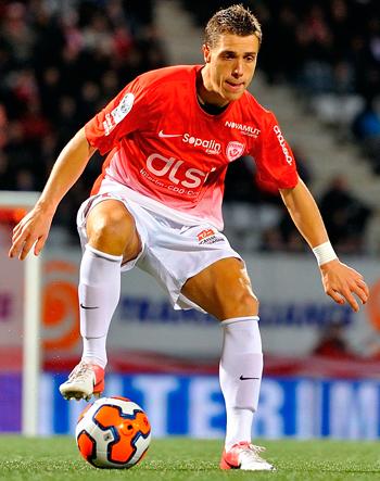 Défenseur de 2013 à 2018 (134 matchs, 5 buts)