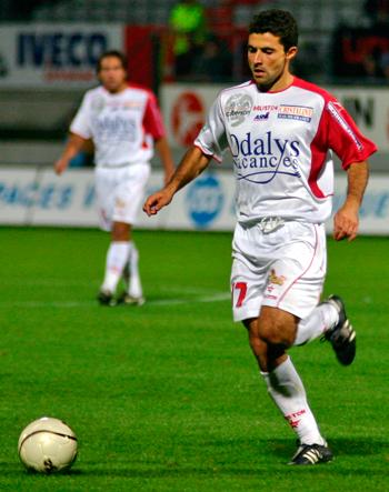 Attaquant de 2000 à 2010 (181 matchs, 23 buts)