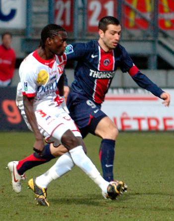 Défenseur de 2001 à 2007 et 2015 à 2016 (146 matchs, 3 buts)