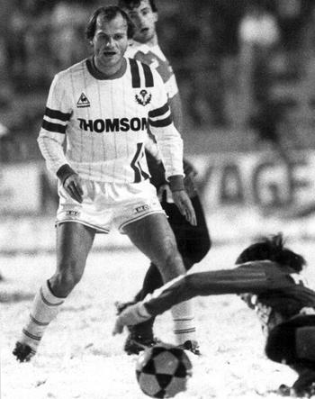 Milieu de 1982 à 1986 (130 matchs, 12 buts)
