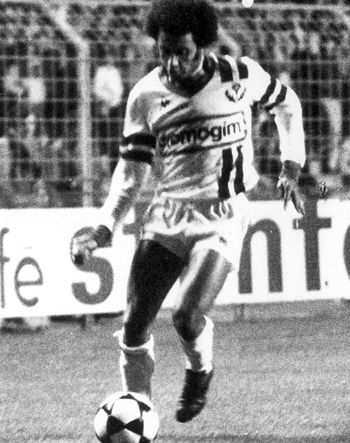 Défenseur de 1979 à 1981 (52 matchs)