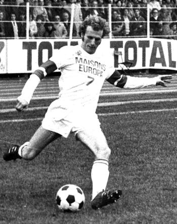 Milieu de 1968 à 1977 (277 matchs)