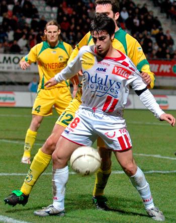 Milieu de 2005 à 2008 (35 matchs, 2 buts)